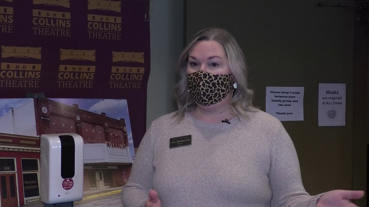 Paragould theater reopens for live audience