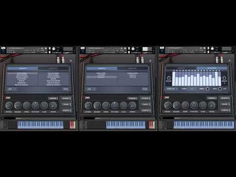 Hybrid Tools 4  - Single Patch Demo