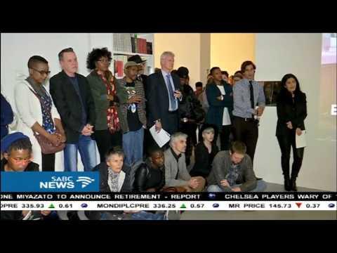"Johannesburg Art Gallery unveils ""United against Child Abuse"" work"