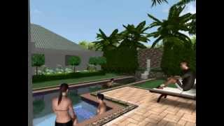 Proposed Garden Landscape Design By Plant Plan Plus Landscaping
