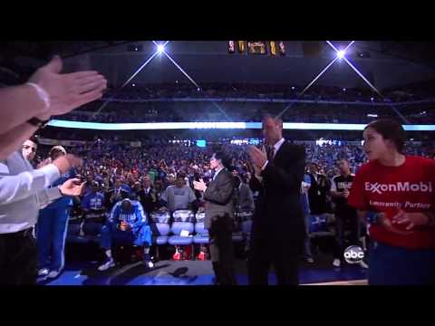 2011 Dallas Mavericks NBA Finals Intro