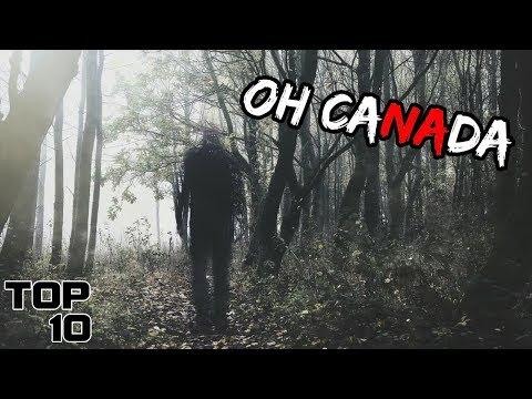 Top 10 Scary Canadian Myths