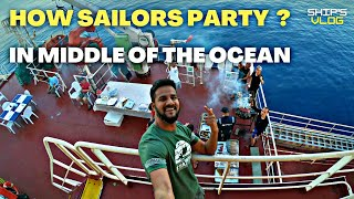 Download How SAILORS Party |  Barbeque Party On board | Ship's VLOG | Life at Sea