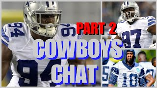 """COWBOYS CHAT - PART 2: """"Personnel Package"""" Changes Could Mean New Look; Remaining NFL Free Agents!!!"""