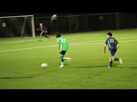 Ottawa Gloucester Hornets V Ottawa City Soccer Club - ERSL U-18 Full game highlight