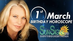 Birthday March 1st Horoscope Personality Zodiac Sign Pisces Astrology