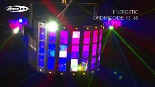 Showtec Energetic. Ordercode: 43165.