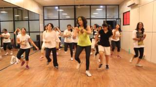 Zumba Bollywood Tune Mari Entry..!!