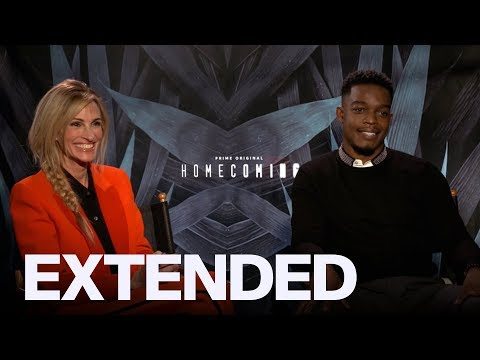 Julia Roberts And Stephan James On 'Homecoming' | EXTENDED ...