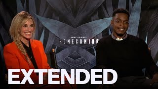 Julia Roberts And Stephan James On 'Homecoming' | EXTENDED