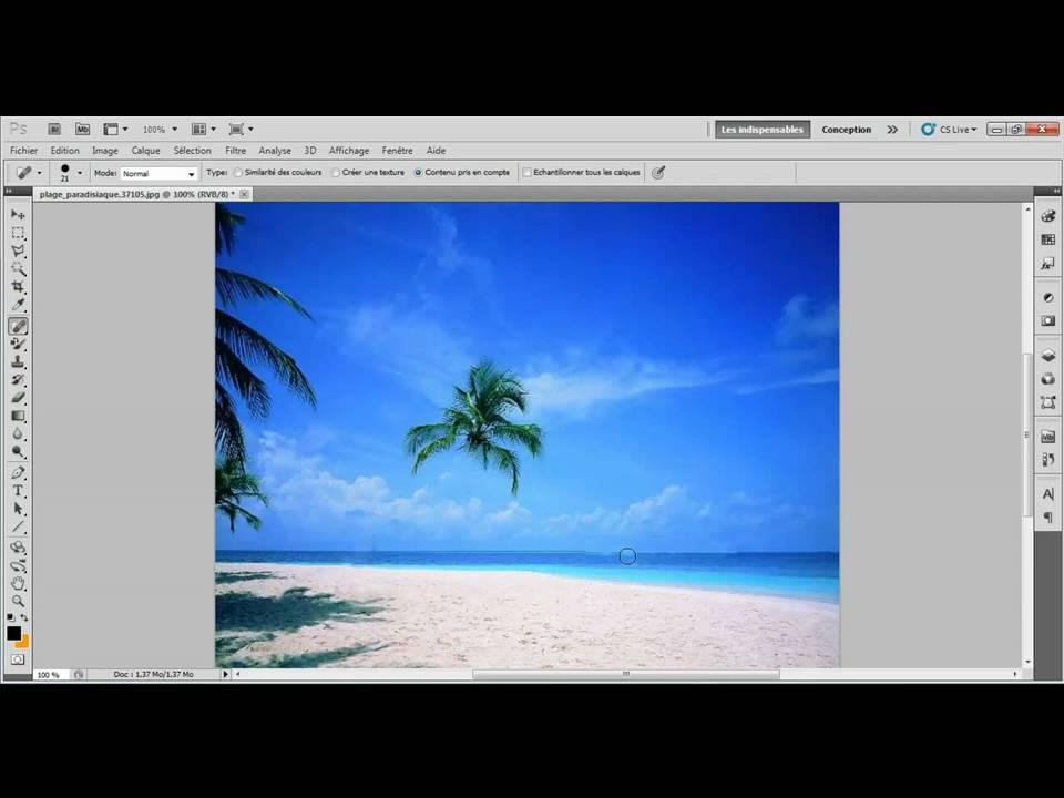 filtre extraire photoshop cs5 mac