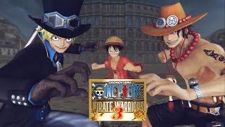One Piece Pirate Warriors 3 Opening Movie (Intro) | ワンピース 海賊無双3