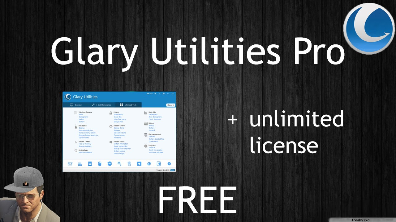 Glary utilities pro 5. 91. 0. 112 | free serial key | 2018 youtube.