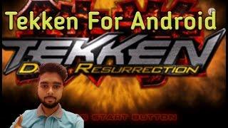 How to Download & Tekken Dark Resurrection { Hindi}