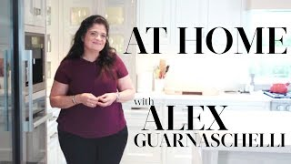 Alex Guarnaschelli's Big and Bright Hamptons Kitchen | Food & Wine