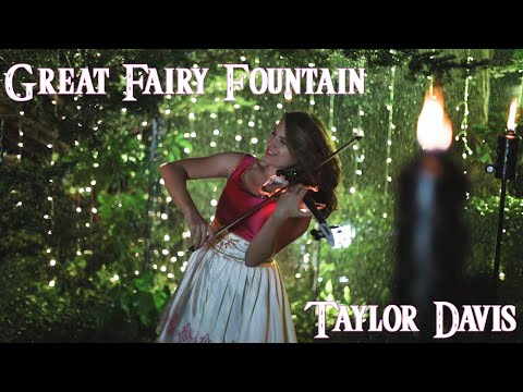 Great Fairy Fountain (from The Legend Of Zelda) - Violin Cover - Taylor Davis