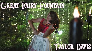 great fairy fountain from the legend of zelda   violin cover   taylor davis