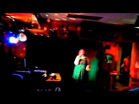 """April Morgan-Salo singing Fleetwood Mac's """"Dreams"""""""