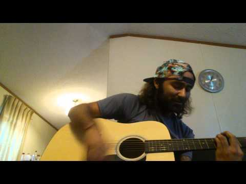 Kevin gates - posed to be in love acoustic guitar