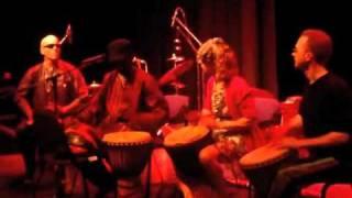 Laye Sow Drumming