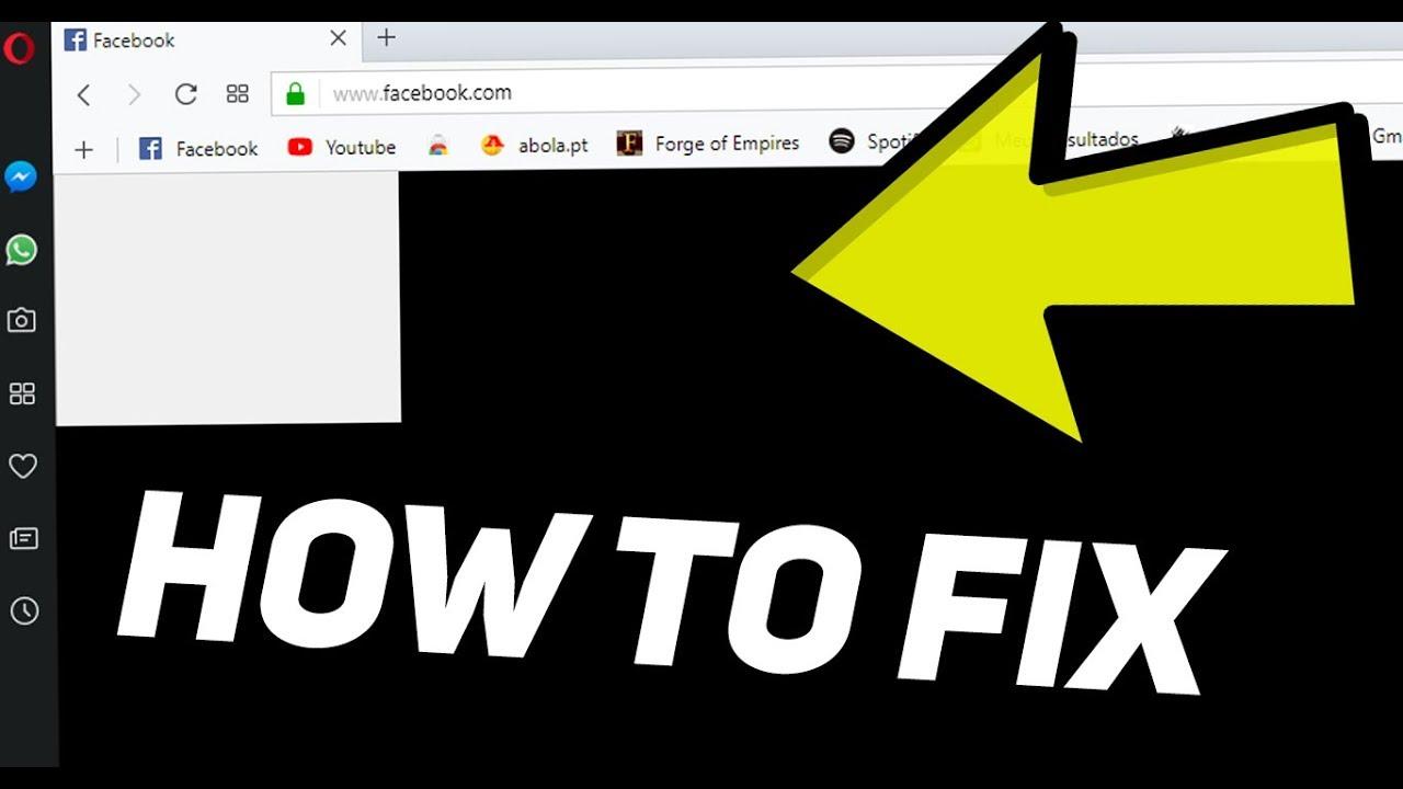 FIX: Opera black screen issues on Windows PCs