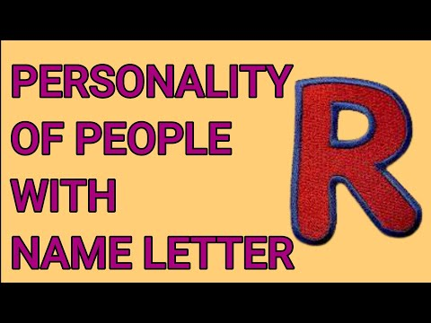 Personality of people name starting with letter r personality of people name starting with letter r r thecheapjerseys Gallery