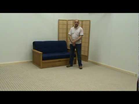 The Pangkor Futon Sofabed