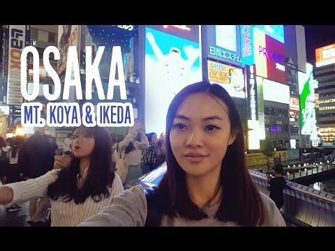 Osaka, City of Neon Nightscapes | Travel With My Dear Self ... |