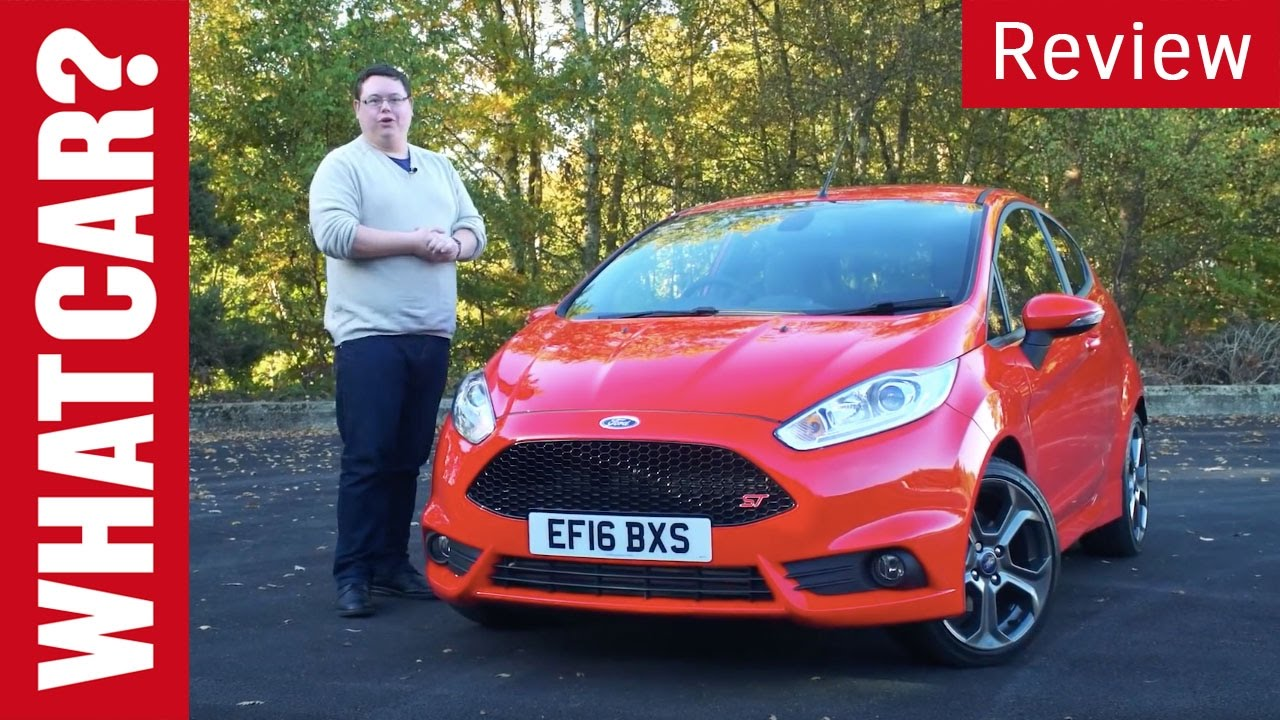 Ford Fiesta ST 2017 review | What Car? - YouTube