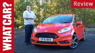 Ford Fiesta ST200 2017 Videos