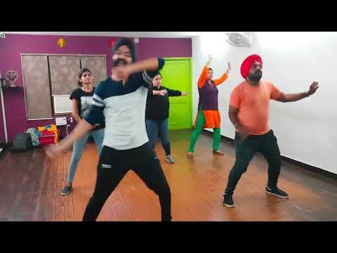 Preet Harpal | Pagg Wali Selfie | Bhangra Steps Choreography | Dansation Studio Mohali 9888892718