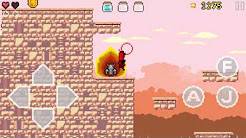 Indie Game:Goku to hell - Pixel style side-scroller game avalide on Google play Now!
