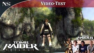 The NAYSHOW - Vidéo-Test de The Tomb Raider Trilogy (PS3)