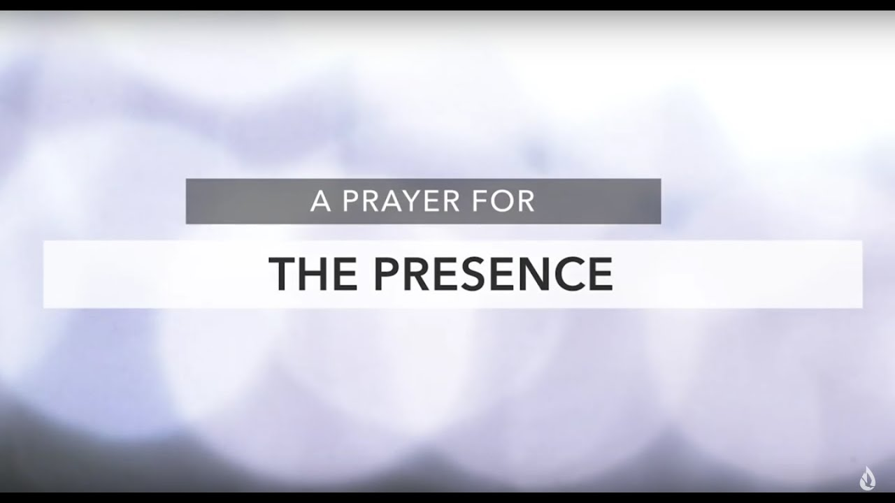 Experience The Manifested Presence Of The Holy Spirit Youtube