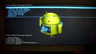 Tutorial - Como Instalar a Rom Cyanogen mod 10.1 no Galaxy Tab 2 7.0