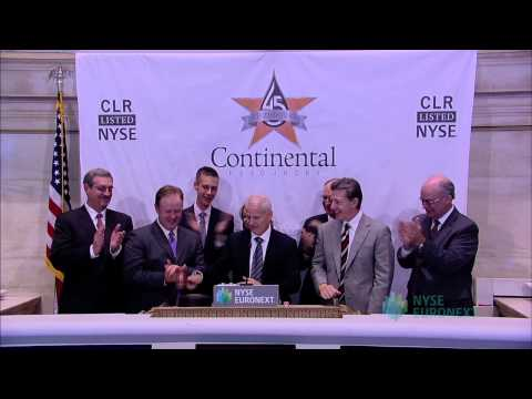 Continental Resources Celebrates 45th Anniversary