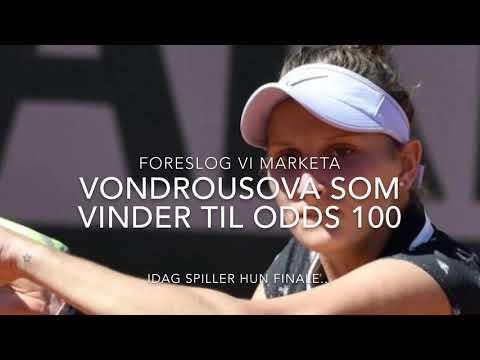 French Open 2019: Barty v. Vondrousova