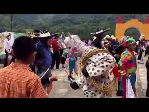 Fiesta san Miguel Arcángel ( los toreadores )