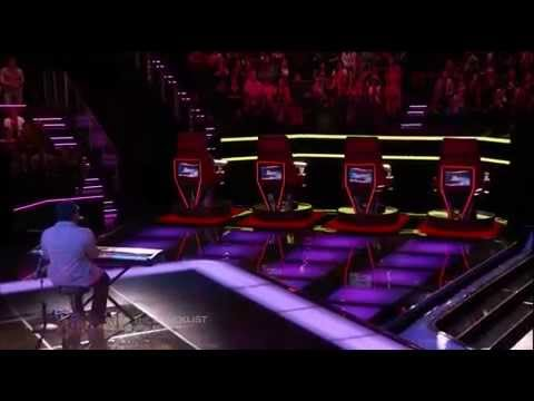 Blessing Offor ( Just The Two of Us ) - The Voice US Season 7 ...