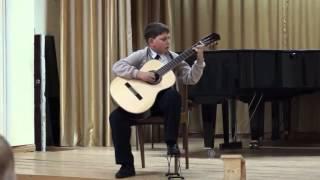 Никита экзамен 1 класс гитара