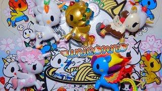 Tokidoki Unicorno *Series 6* FULL BOX OPENING + CHASERS?!