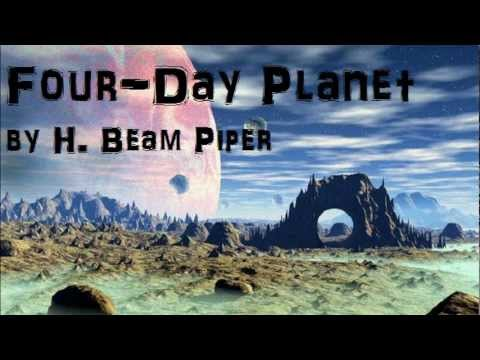 Four Day Planet - FULL Audio Book - by H Beam Piper - Science Fiction & Fantasy Novel