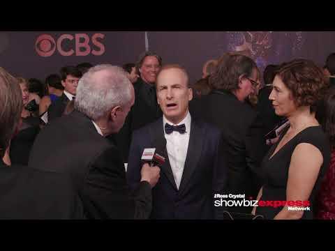 Emmy's 2017 - Bob Odenkirk Interview