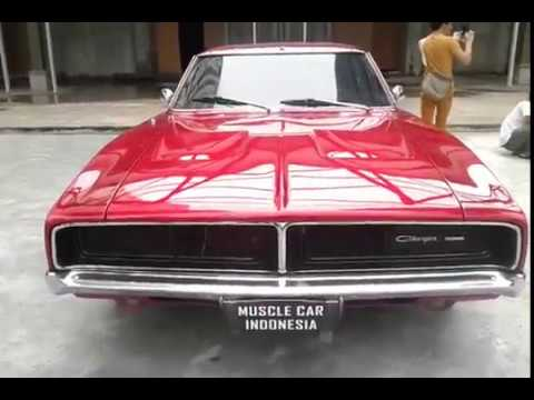 Muscle Car Indonesia Dodge Charger Chevrolet Impala Chevrolet Camaro