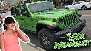Buying a $50,000 Jeep Without My Wife Knowing!