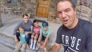 🏡 THE BINGHAM FAMILY HOUSE TOUR! 🎟