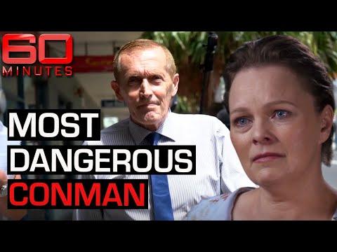 Is this Australia's most dangerous conman? | 60 Minutes Australia