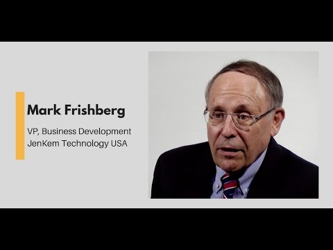 What Chemists Do - Mark Frishberg, VP Business Development, JenKem Technology USA