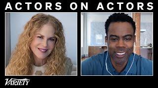 Chris Rock & Nicole Kidman On 'The Undoing,' 'Fargo,' and Sorkin's Lucille Ball | Actors on Actors