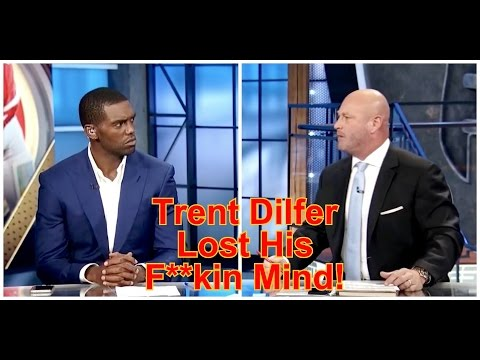 Overwatch Commentary - Trent Dilfer Lost His F**kin Mind!